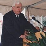 Inaugural National Council member Bill Van Cleve