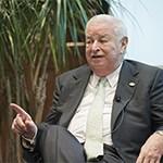 Alumnus and H.E. Ambassador Louis Susman, JD '62